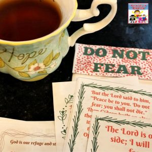 DO NOT FEAR PRINTABLE BIBLE VERSES TO SHARE