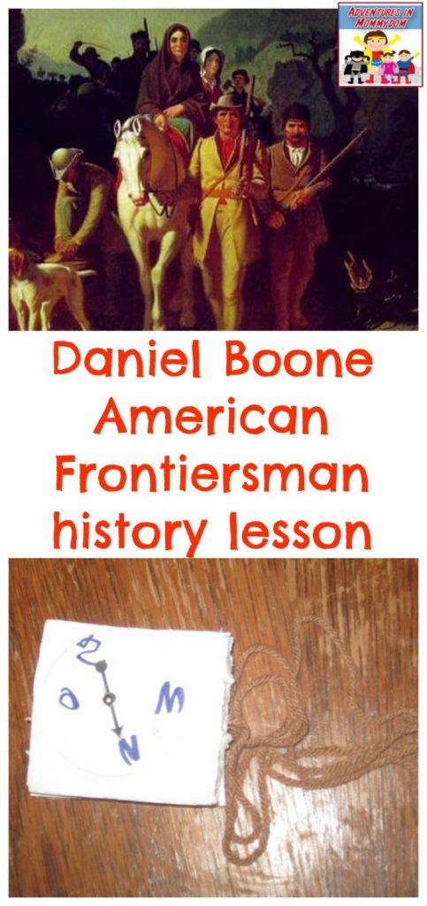 Daniel Boone history lesson