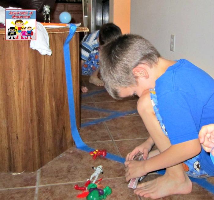 Darius 1 preschool lesson roads all over