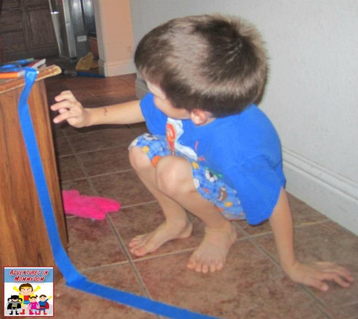 Darius preschool lesson he built roads