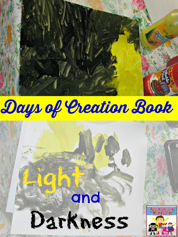 Days of Creation book