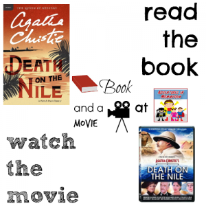Death on the Nile book club 9th high book and a movie
