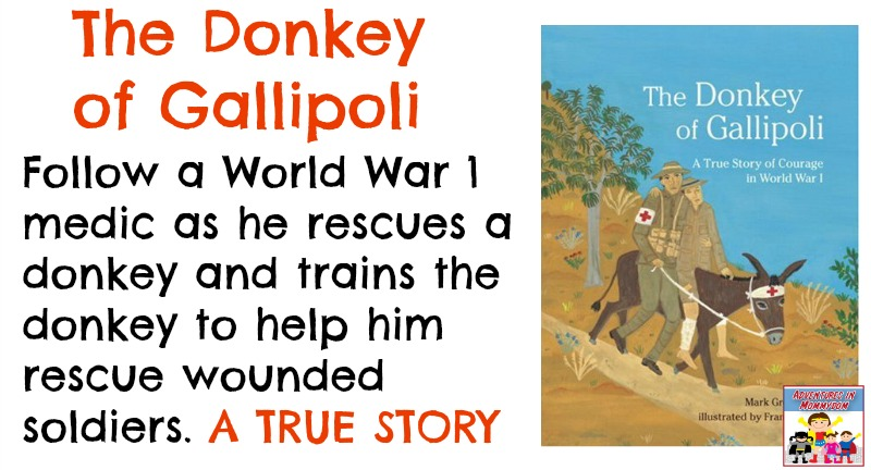 Donkey of Gallipoli