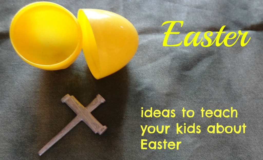 Easter ideas and activities