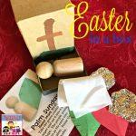 Easter in a box a week long devotional