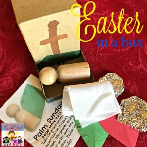 Holy Week in a box