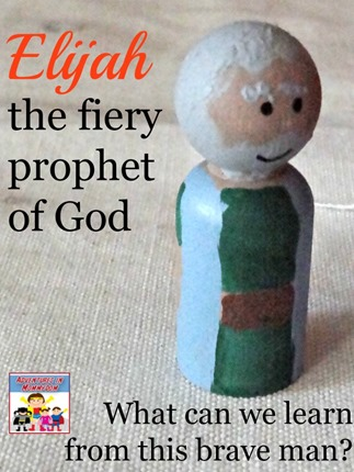 Elijah the fiery prophet of God