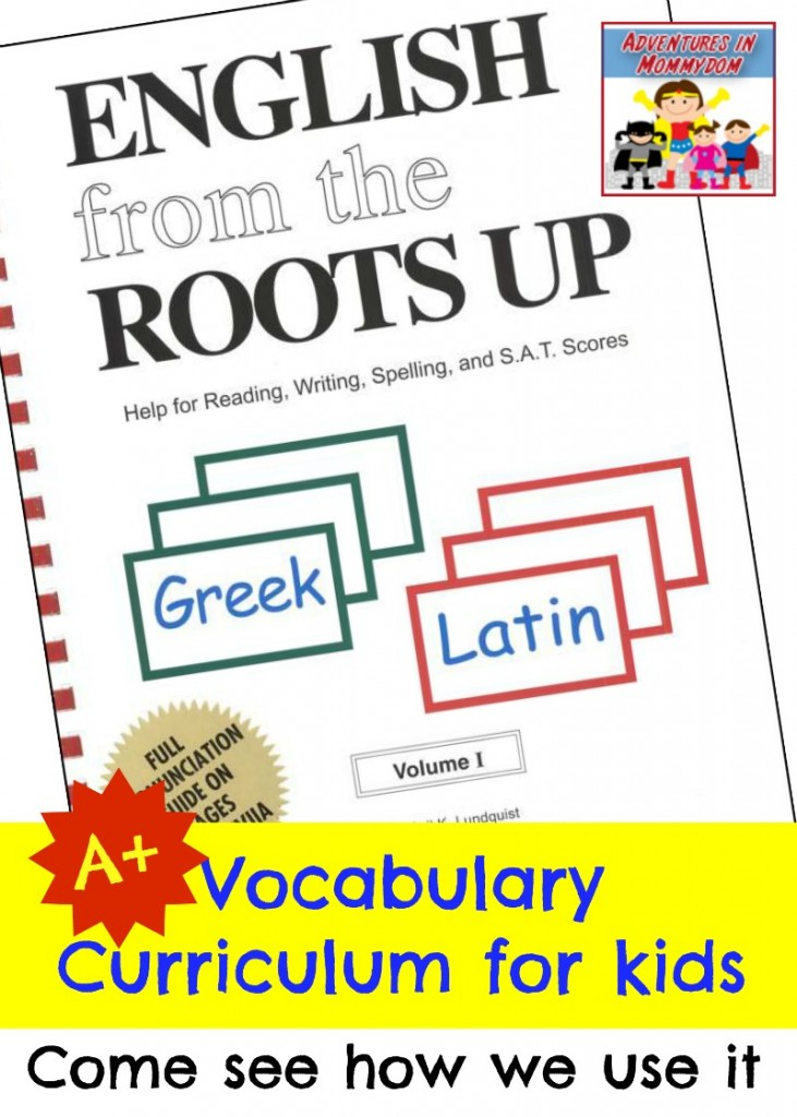 English from the roots up review