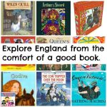 Explore England from the Comfort of a good book