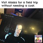 visit all around the United States in virtual field trips