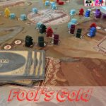 Fool's Gold, the gold rush game to learn about competition