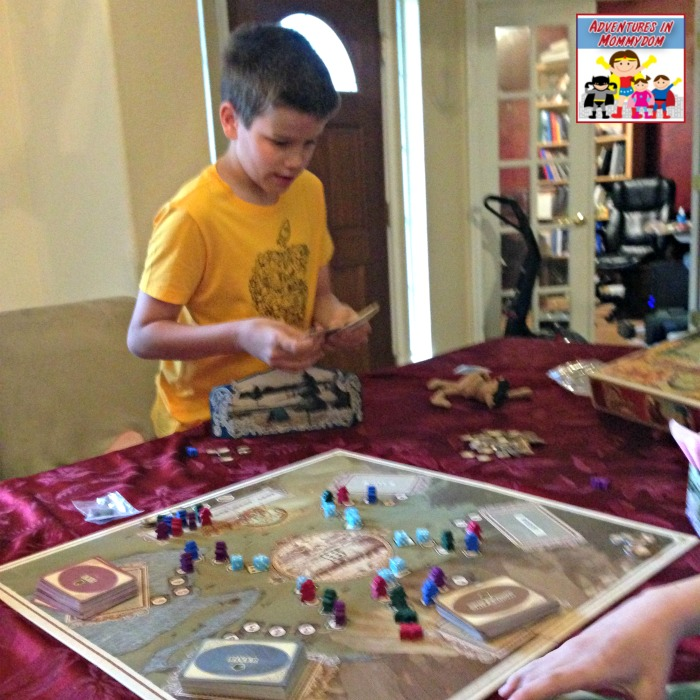 Fool's gold gold rush game to learn some California history