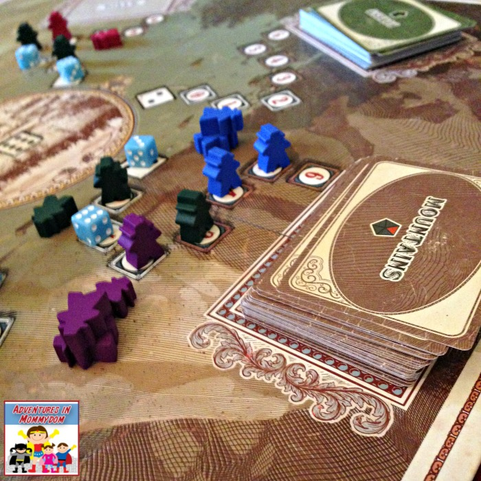 Fool's gold gold rush game