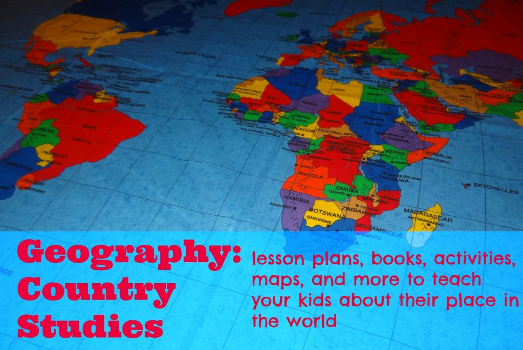 Geography country studies