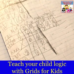 Does your child know how to use logic?