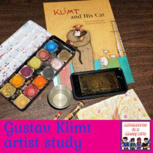 Gustav Klimt artist study Austria geography 10th history