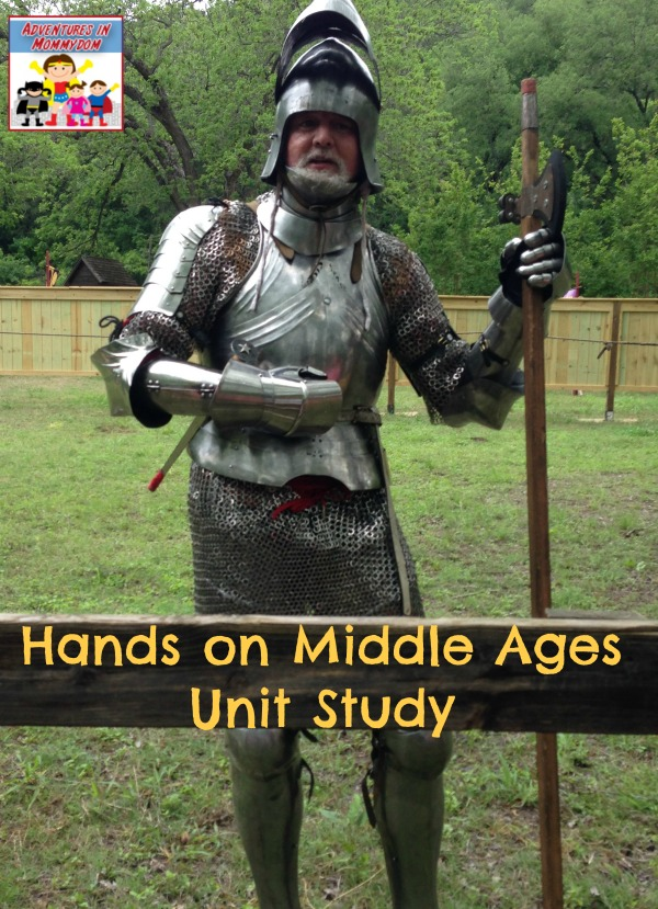 Hands on Middle Ages Unit Study
