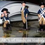 A-Z of Hands on History, Day 1