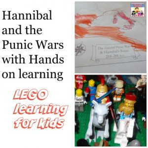 Hannibal and the punic wars lesson