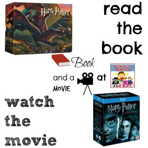 Harry Potter movie night and unit 6th
