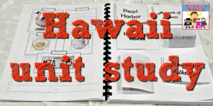 Hawaii unit study