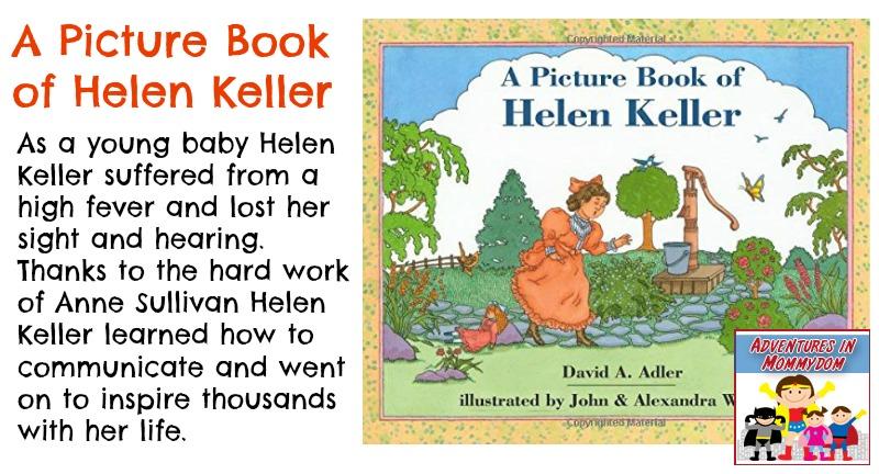 Helen Keller book