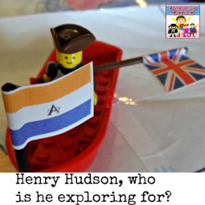 Henry Hudson who is he exploring for