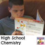 High School chemistry curriculum 10th science
