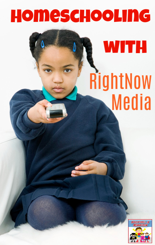 Homeschooling with RightNow Media
