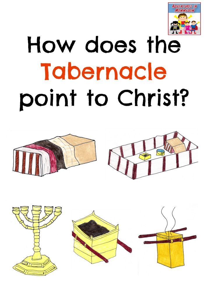 How does the Tabernacle point to Christ