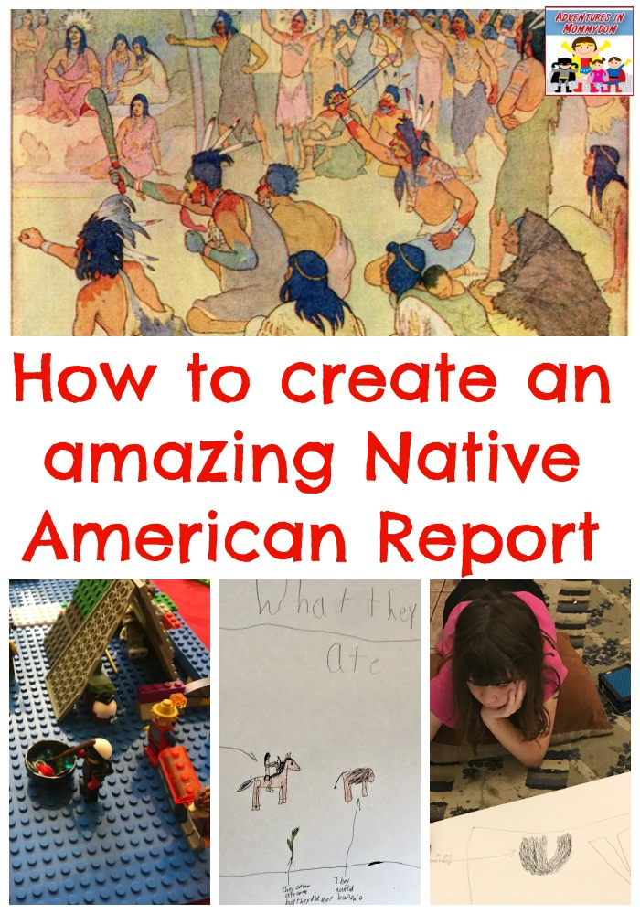 How to create an amazing Native American report