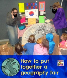 How to host a geography fair