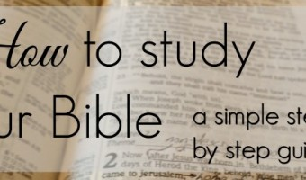 how to write a bible study Opening prayers closing prayers bible study weddings and bible studies there's also a how to on writing your own (a opening prayer for a bible study.