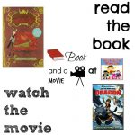How to train your dragon book and a movie