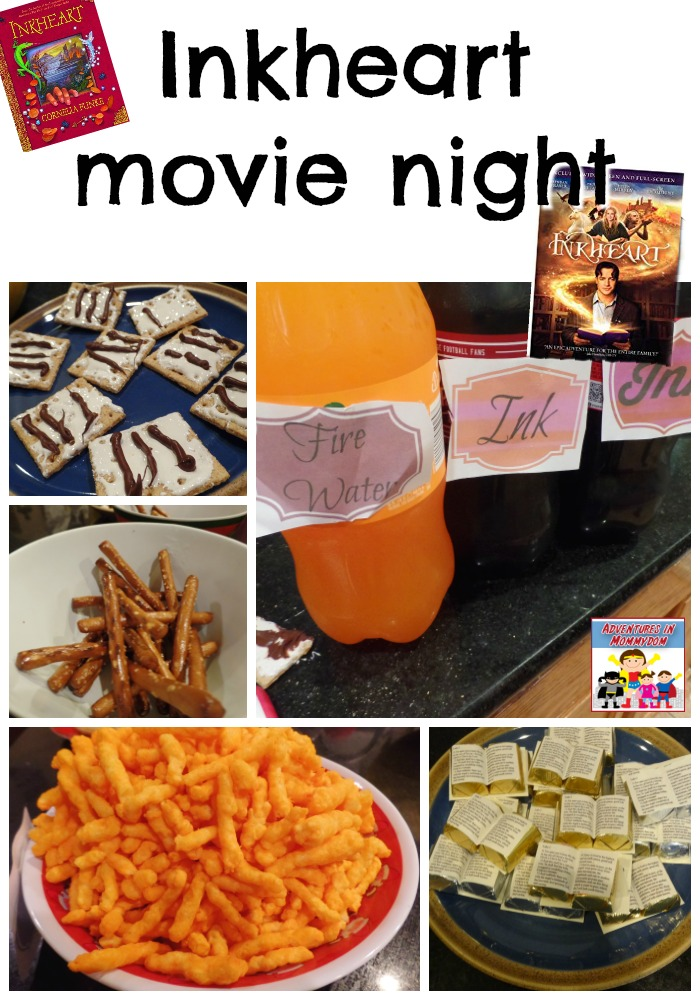 Inkheart movie night