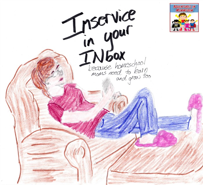 Inservice in your inbox