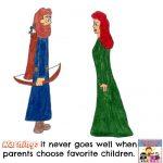 Jacob and Esau lesson