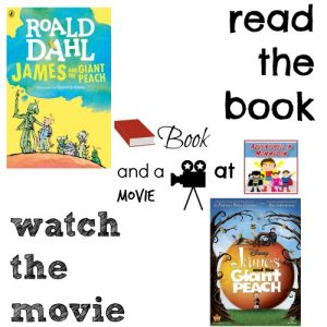 James and the Giant Peach movie night