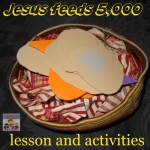 Jesus feeds the 5000 lesson