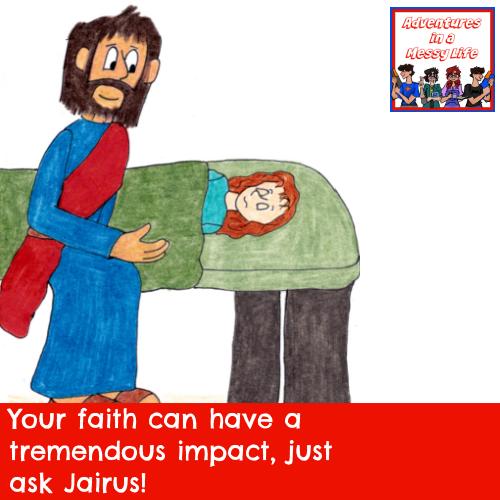 Jesus heals Jairus daughter New Testament Gospels