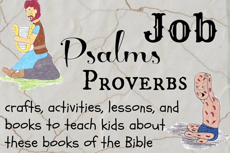 Job Psalms and Proverbs