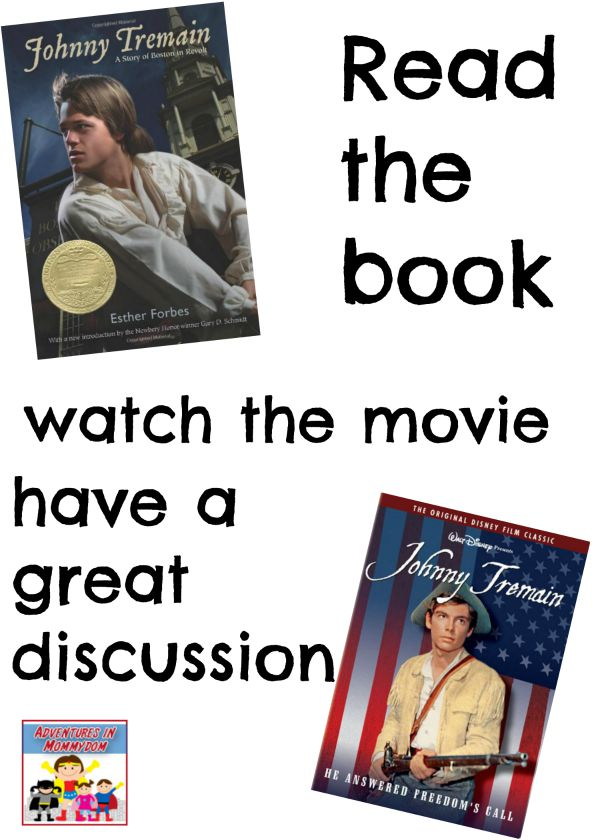 Tremain book and a movie johnny tremain book and a movie fandeluxe