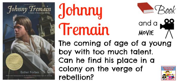 Johnny tremain book and a movie johnny tremain movie night fandeluxe Gallery