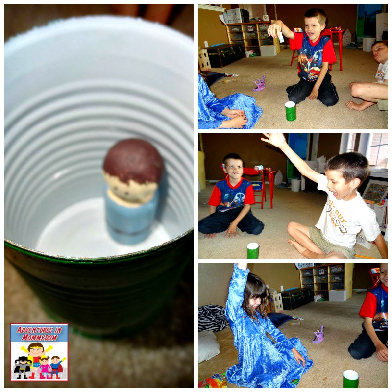 Joseph and his brothers activities