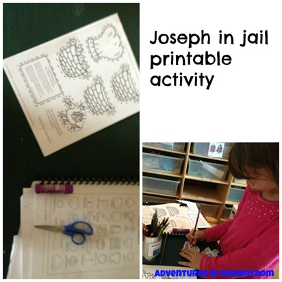 A Couple Of Quick Thoughts On Joseph In Jail
