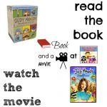 Judy Moody movie night 3rd grade