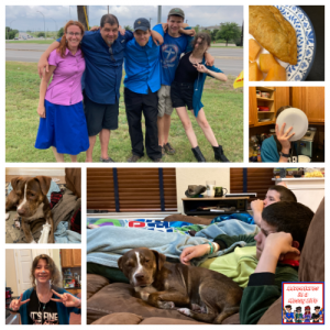 July 2021 week 1 10th month in review