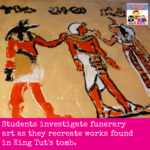 King Tut tomb art ancient history Ancient Egypt