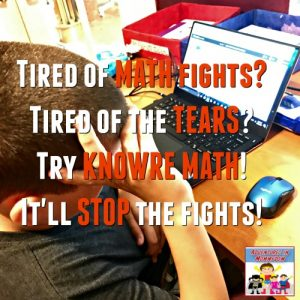 Stop math fights