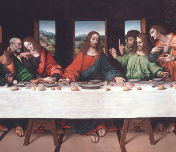 Last Supper easter lesson